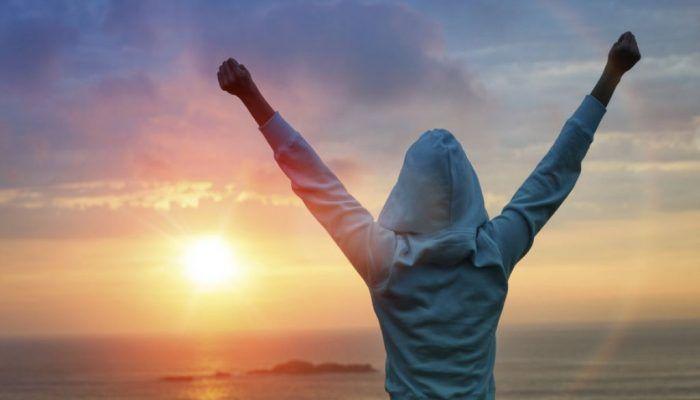 Mantenerse motivado es tener el 50% de la batalla ganada