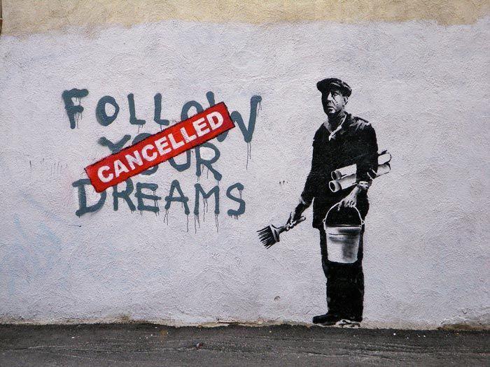 uffaideas-bansky-cambia-de-vida-sigue-tus-sueños