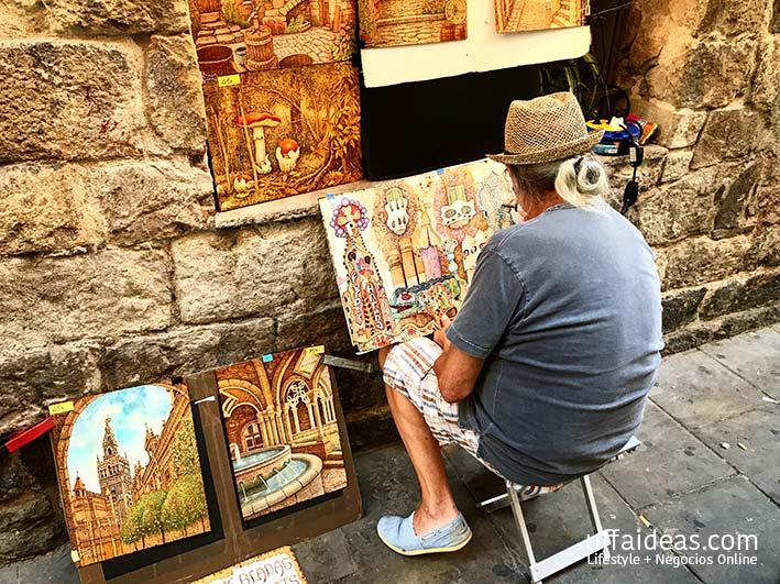 artista-barcelona